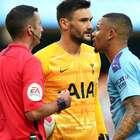 VAR rouba a cena em Man City 2x2 Tottenham e jogadores ...