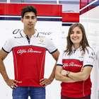 Alfa Romeo escala Calderón e Correa para dois dias de ...