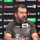 CEARÁ: Enderson Moreira projeta partida contra o ...