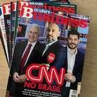 CNN Brasil nem estreou e já vira capa de revista