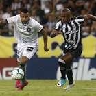 Botafogo segura pressão do Ceará e garante ponto fora de ...