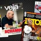 Matérias sobre Bolsonaros mostram que revistas estão vivas