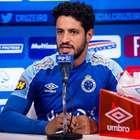 Léo sofre lesão na clavícula e fica fora do Cruzeiro por ...