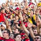 Os 10 maiores públicos do 1º turno do Brasileirão: ...