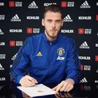 Manchester United anuncia renovação com De Gea até 2023