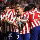 Retomada! Atlético Madrid alcança marca inédita na ...