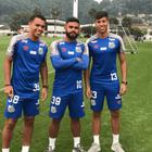 Jogadores do Santos falam sobre chance de servir à ...