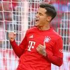Coutinho desencanta e comanda goleada do Bayern de Munique
