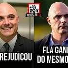 Flamenguistas provocam Palmeiras e Athletico após ...