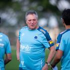 "Abel Braga sobre empate contra Chapecoense: ""Foi ..."