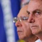 Bolsonaro e Guedes celebram aprovação da nova Previdência