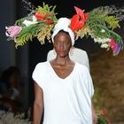 Estilista de Cabo Verde leva sentimento negro a desfile