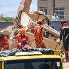 Mortes em desabamento de prédio em Fortaleza chegam a 4