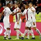 Com 2 de Di María, PSG goleia o Nice no Campeonato Francês