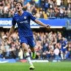 Chelsea supera retranca e vence o Newcastle no Inglês