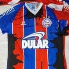 """Bahia vai usar camisa """"manchada"""" de óleo em forma de ..."""