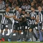 Com estilos alternados, Botafogo tem evolução ofensiva ...