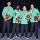 Brasileiros recebem medalha olímpica após 11 anos da disputa