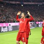 Lewandowski faz 2 e Bayern goleia o Dortmund no Alemão