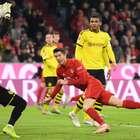 Lewandowski faz dois contra o Dortmund e quebra mais um ...