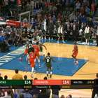 Milwaukee Bucks 121-119 Oklahoma City Thunder