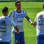 Brasil enfrenta a Argentina em busca da primeira vitória ...