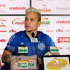 """Artur crê em vaga do Bahia na Libertadores: """"Lutando ..."""