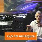 """Vídeo: Audi Q3 quer deixar de ser o """"patinho feio"""""""