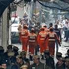 Incêndio em fábrica deixa mais de 40 mortos na Índia