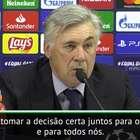 FUTEBOL: UEFA Champions League: Ancelotti fala sobre ...
