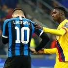 Barça marca no fim e elimina a Inter; Borussia se classifica