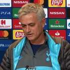 "FUTEBOL: UEFA Champions League: Mourinho: ""Eu proíbo ..."