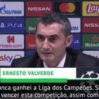 "FUTEBOL: UEFA Champions League: Valverde: ""Sempre ..."