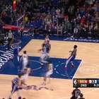 BASQUETE: NBA: Philadelphia 76ers 97-92 Denver Nuggets