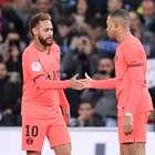 Neymar perde pênalti, mas Mbappé marca dois e PSG goleia
