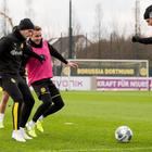 Borussia Dortmund busca colar nos líderes contra o ...