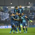Brasileiro marca e Porto vira para cima do Moreirense
