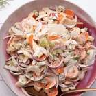 Salpicão Fácil de Bacalhau