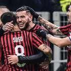 Milan goleia Spal e avança às quartas de final da Copa ...