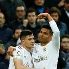 Casemiro se disfarçou de Cristiano Ronaldo, dizem espanhóis