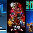 Calendário de animações em 2020