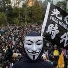 Novo protesto termina em confusão em Hong Kong