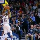 NBA: Aqui não! Tremendo toco de Craig em Turner