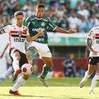 Palmeiras e São Paulo empatam sem gols no primeiro clássico