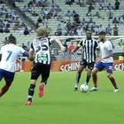 Ceará marca no fim e arranca empate com Bahia na Copa do ...