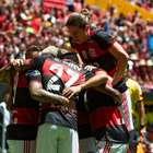 Flamengo vence o Athletico-PR e conquista a Supercopa