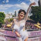 Madrinha de bloco, Paes Leme vira 'cowgirl' contra censura