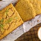 Pão de Cebola com Aveia e Ervas