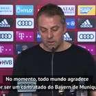 Bundesliga: Flick comemora renovação do contrato de Muller