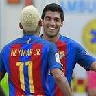 """Suárez abre as portas do Barcelona para Neymar: """"sempre ..."""